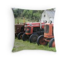 Ready steady go!!! Throw Pillow