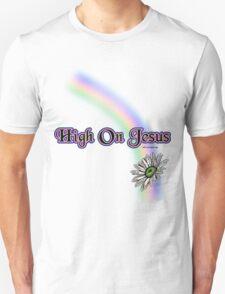 High On Jesus T Shirt T-Shirt