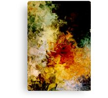 Space Cubed No.1 Canvas Print