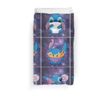 Pixel Stitch Duvet Cover