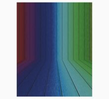 Perspective rainbow planks 2 Kids Clothes