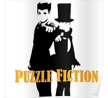 Puzzle Fiction Poster