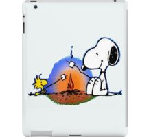 Snoopy and Woodstock ! iPad Case/Skin