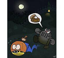 Pumpkin Pie (Banjo Kazooie) Photographic Print