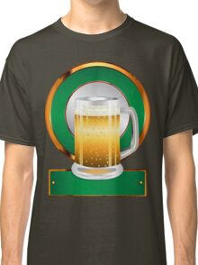 Glass of beer Classic T-Shirt
