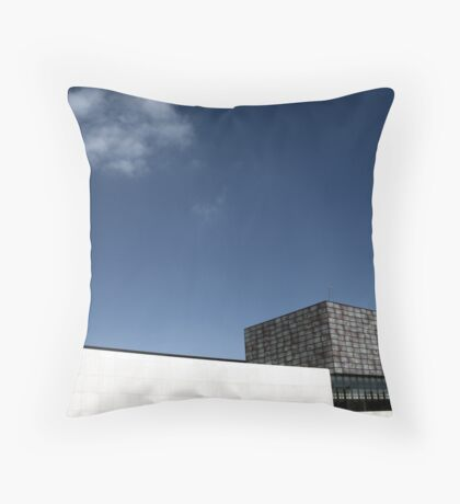 the sky courts Throw Pillow