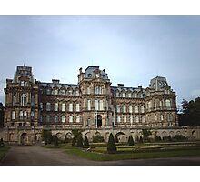 Bowes Museum - Barnard Castle County Durham Photographic Print