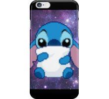 Cute Pixel Stitch iPhone Case/Skin