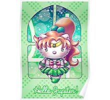 Hello Jupiter Poster