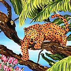 Jungle Creature............BIG CATS by WhiteDove Studio kj gordon