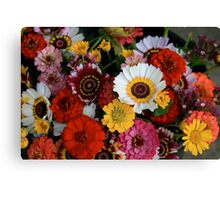 All things bright and beautiful Canvas Print