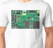 Electronic circuit board Unisex T-Shirt