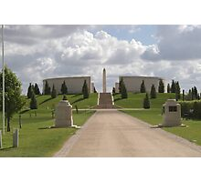 Armed forces Memorial Photographic Print