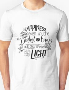 Happiness can be Found T-Shirt