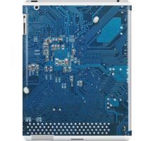 Electronic circuit board iPad Case/Skin
