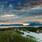 Arisaig towards Skye by kajo