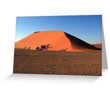 Dune 45 Namibia Greeting Card