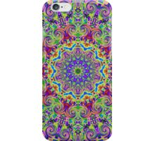 Peacock Explosion!! iPhone Case/Skin