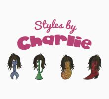 The Mighty Boosh – Styles by Charlie by PonchTheOwl