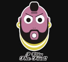 Mr. T [Shirt] by jasdeepb