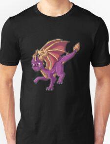 Spyro pixel art T-Shirt