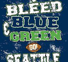 Go Seattle by popularthreadz