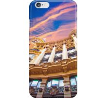 plaza de canalejas. madrid iPhone Case/Skin