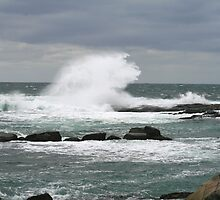 March Gales by HALIFAXPHOTO