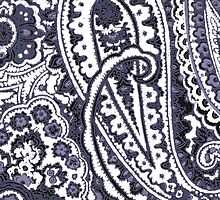 paisley pattern by Lozenga