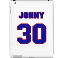 National baseball player Jonny Gomes jersey 30 iPad Case/Skin
