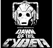 Dawn of the Cyber Photographic Print