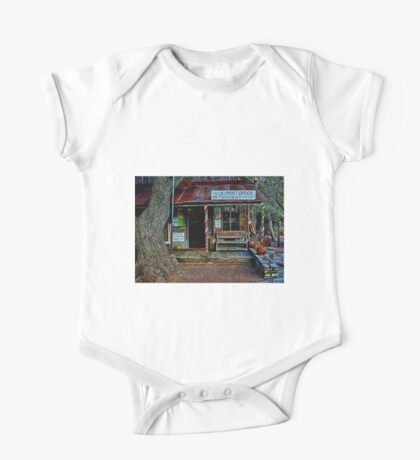 Luckenbach TX Painted One Piece - Short Sleeve