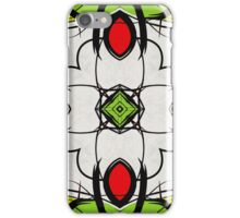 Color Symmetry iPhone Case/Skin