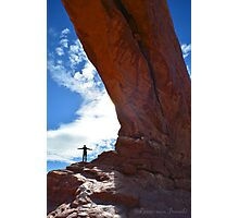 Live Utah Moab Arches Photographic Print Photographic Print