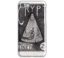 Crypt iPhone Case/Skin