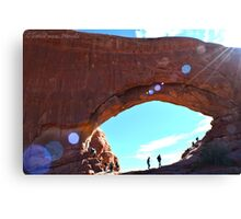 Explore Moab Arches Photographic Print Canvas Print