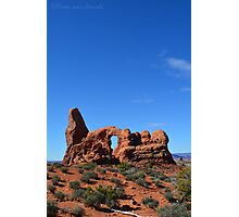 Contrast Utah Moab Arches Photographic Print Photographic Print