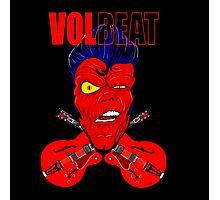Volbeat fan art heavy metal  Photographic Print