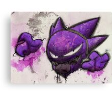 Fight Club Edition Haunter Canvas Print
