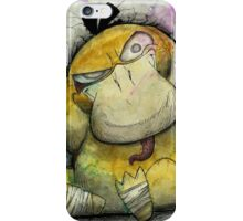 Fight Club Edition Psyduck iPhone Case/Skin