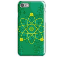 Atomic Structure (Graphic) iPhone Case/Skin