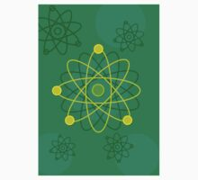 Atomic Structure (Graphic) Kids Clothes