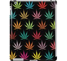 Cannabis Leaf Pattern iPad Case/Skin