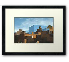 Modern Architecture (17) Framed Print