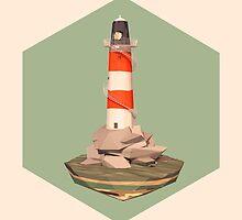 Lighthouse by Nestor Ramos