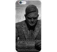Turing Sculpture iPhone Case/Skin