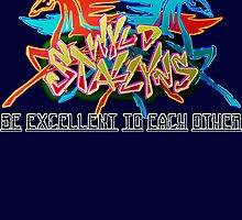 be excellent to each other by PHts