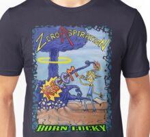 BORN LUCKY. Unisex T-Shirt
