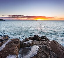 Hawk Cliff, Dalkey, Ireland by Alessio Michelini