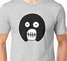 The Mighty Boosh – Black Mask Unisex T-Shirt